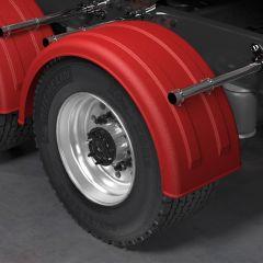 Super Single Axle Fenders
