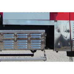 Freightliner Classic Stainless Cab and Cowl Panels