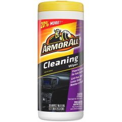 Armor All Multi-Purpose Cleaner Wipes (30 PK)
