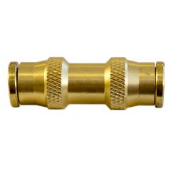 Quick Connect Brass Fitting for Nylon Tubing
