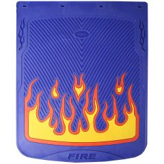 "24"" x 30"" Blue Flame Mud Flaps (PR)"