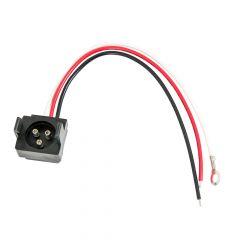 Round 3-Pin Plug to 3 Wire Converter