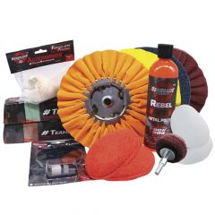 Big Rig Metal Polishing & Restoration Kit