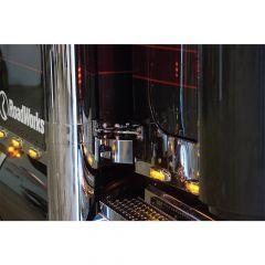 Peterbilt Exhaust Mount IFTA Permit Bracket