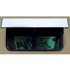 Western Star Rear Window Drop Visor