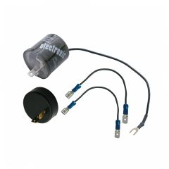 LED Flasher with Reverse Polarity Base Wire Kit