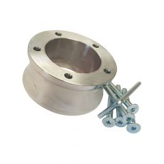 """1-1/2"""" Aluminum Spacer for 5-Hole Steering Wheel"""