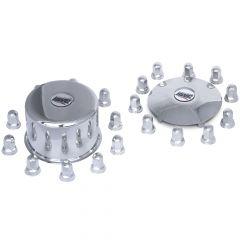 Medium Duty Stainless Steel Wheel Cover Kit