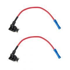 Add-A-Circuit Fuse Tap Adapter Low Profile Mini