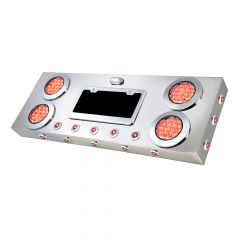 Center Panel with Under Glow Dual Fuction LED R/C