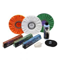 Zephyr Ultra Shine Signature Series Polishing Kit