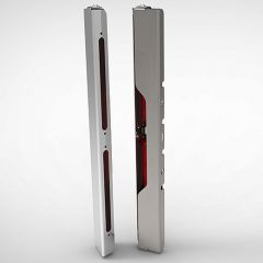 """GloBeam Rear Air Cleaner Light Bars for Peterbilt 13"""" Breather"""