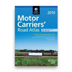 2019 Rand McNally Motor Carriers' Atlas