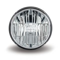 """7"""" Round 4 LED Headlight with Optical Reflector"""