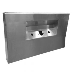 """20"""" Rear Center Panel with Air Line Box"""