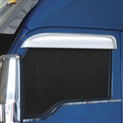 Chrome Belmor Chop Tops Side Window Deflectors