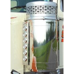 "Western Star 15"" Donaldson Front Light Bars"