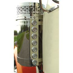 "Western Star 15"" Donaldson Rear Light Bars"