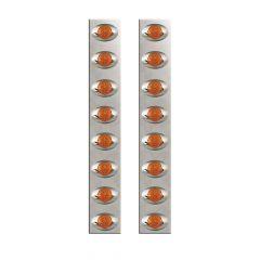 "PB 15"" Reg. Donaldson/15"" Vortox AC M3 Light Bars"