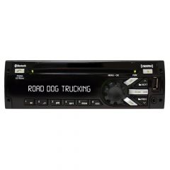 Delphi AM/FM/SiriusXM Satellite Radio with Bluetooth for Freightliner Cascadia 2017 and newer