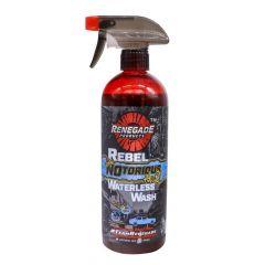 Renegade Rebel NOtorious H2O Waterless Wash 24 oz.