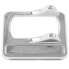 Chrome Rocker Switch Cover for Air Suspension