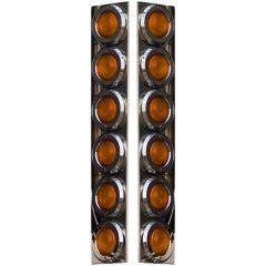 "Peterbilt 15"" Donaldson/Vortox Air Cleaner LED Light Bars"