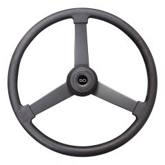 The Beast 3-Spoke Poly Steering Wheel 20""