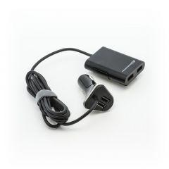 PwrRev 12-Volt 4-Port USB Charger