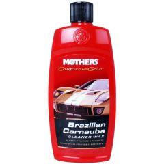 Mothers California Gold Brazilian Carnauba Wax