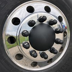 Universal Stealth Baby Moon Front Hubcap