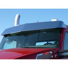"Kenworth T680, T880 Low Roof 11.5"" Visor"