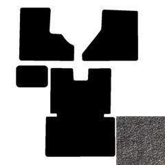 4-Piece Premium Floor Mat Set for Freightliner