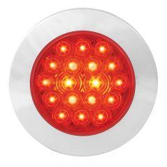 "4"" 18 LED Ultra Thin Surface Mount Light"