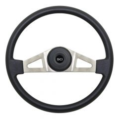 "18"" Pinion Poly Steering Wheel"