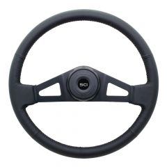 "18"" Jupiter Leather Steering Wheel"
