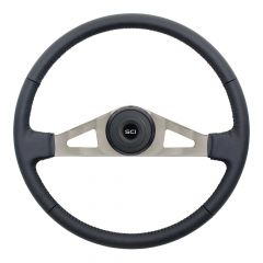 "20"" Cleveland Leather Steering Wheel"