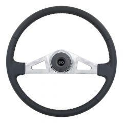 """20"""" Rogers Leather Steering Wheel"""