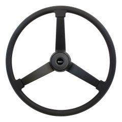 "22"" Mammoth Poly Steering Wheel"