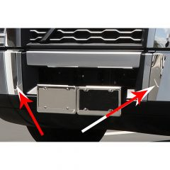 Stainless Bumper Panels for Volvo 2018 and newer