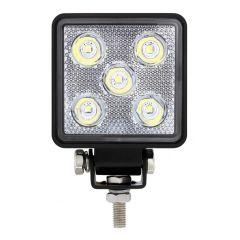 "3"" Square 5 High Power LED Spot Light"