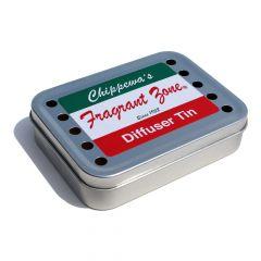 Chippewa's Fragrant Zone Diffuser Tin