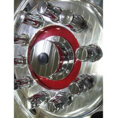 Smooth Oil Cap Covers for Bud Wheel
