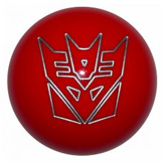 Transformers Decepticon Shifter Knob
