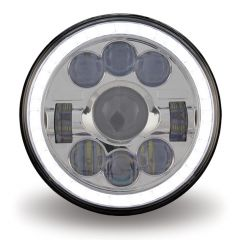 """7"""" Low Voltage LED Projector Headlight"""