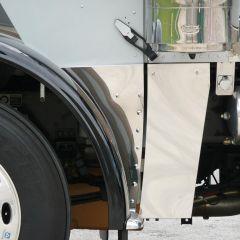 Peterbilt 388 Lower Hood Extension Panels