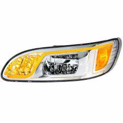 Peterbilt 386, 387 High Power LED Headlight D/S