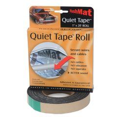 HushMat Quiet Tape 20-Foot Roll
