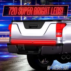 """60"""" LED Light Bar with Sequential Turn Signal"""