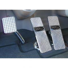 Peterbilt Billet Aluminum Pedal Set